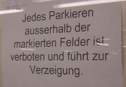 Parkhaus Irchel, Zürich